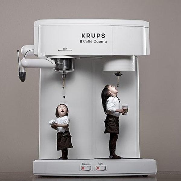 Test de la cafetera Krups