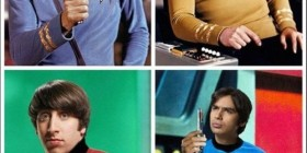 The Big Bang Trek
