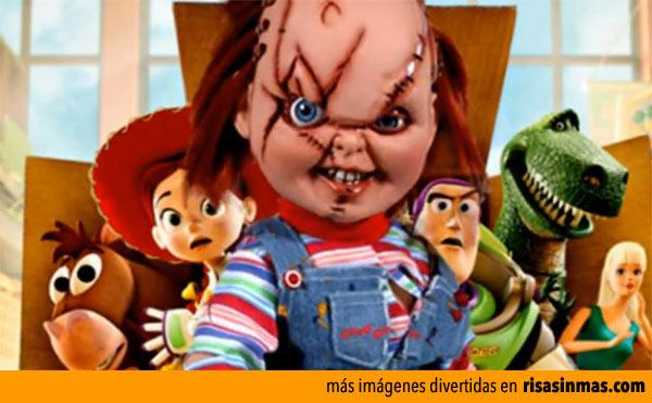 Toy Story 4 contará con Chucky