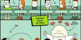 Twitter hace 20 años