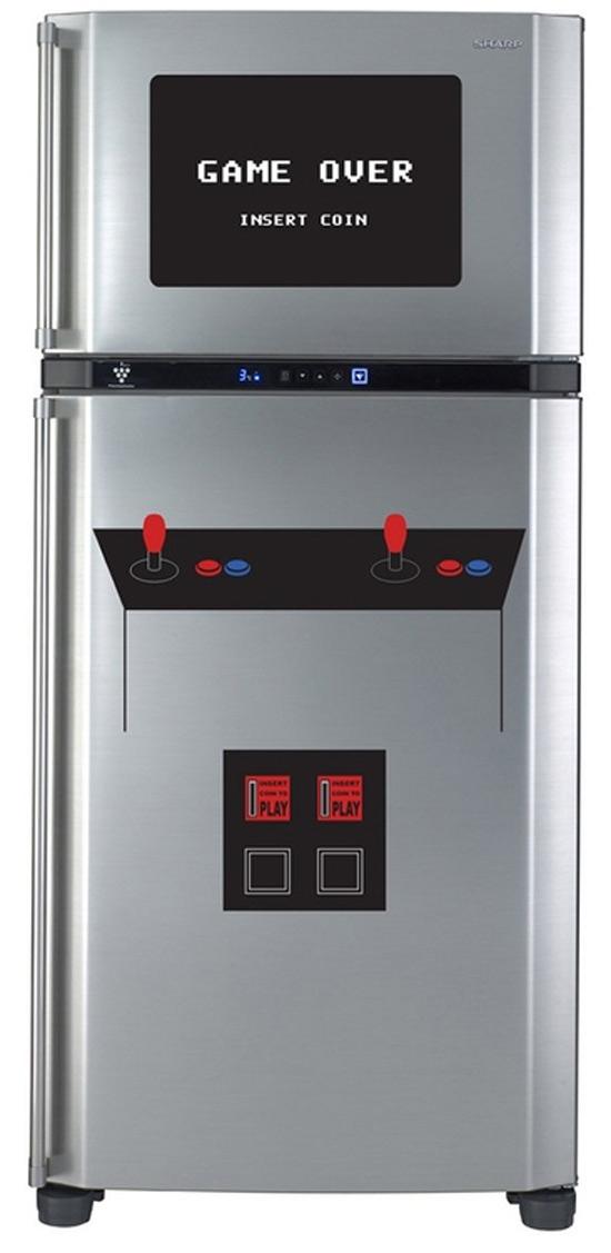 Un frigorífico más divertido