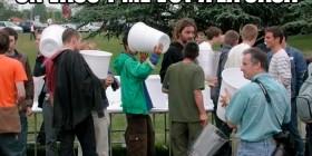 Un vaso y me voy a casa
