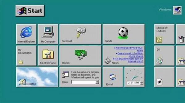 Imagen en exclusiva del nuevo Windows 9