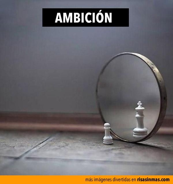 Ambición: descripción gráfica
