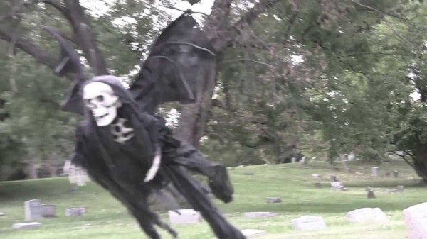 Broma de Halloween épica