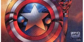Capitán América en la realidad según el cómic