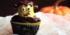 Cupcake de Frankenstein
