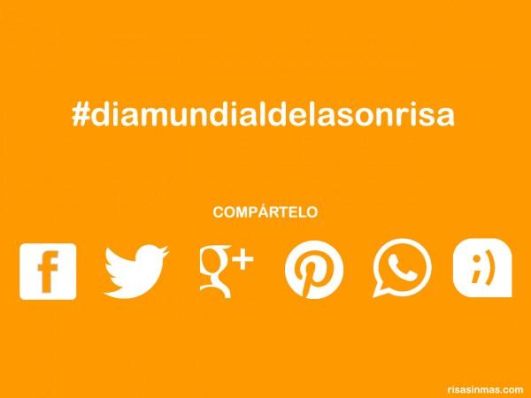 #diamundialdelasonrisa