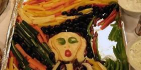 El grito de las verduras
