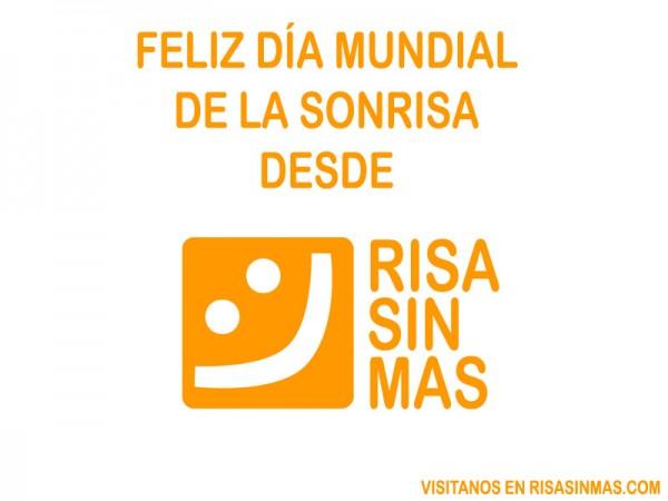 Feliz día Mundial de la Sonrisa desde Risa Sin Más
