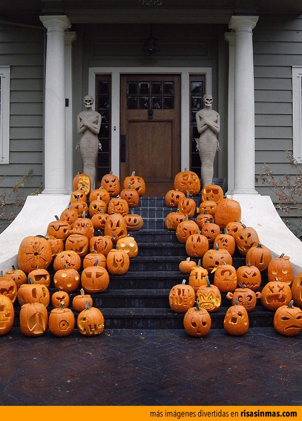 Preparando el próximo Halloween