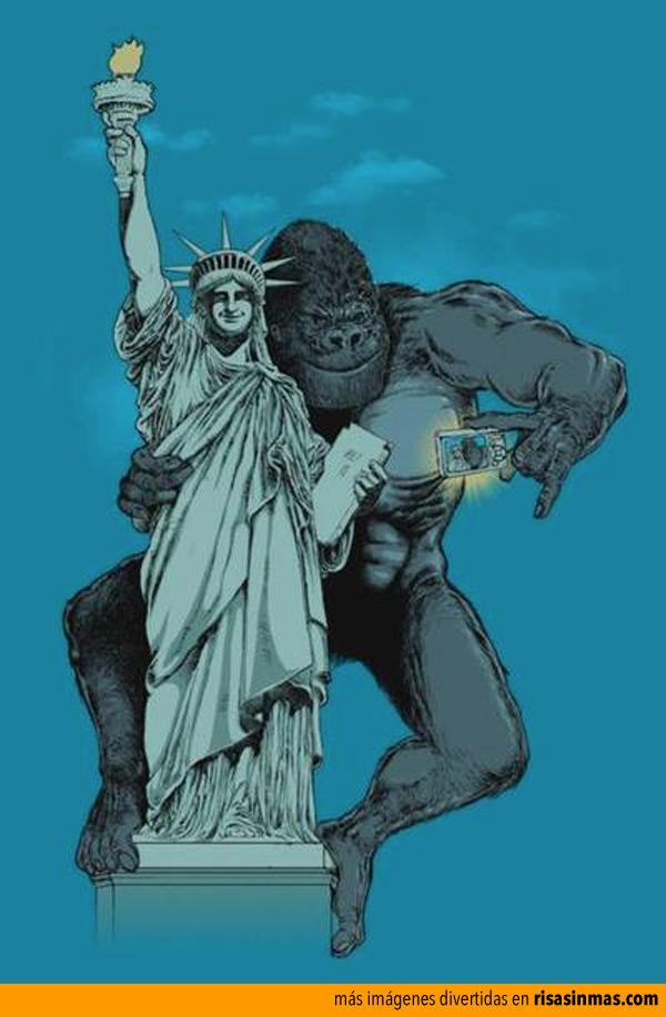 King Kong en nuestros días