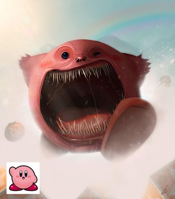 Kirby evoluciona y se hace más tierno