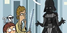 La compleja vida privada de Darth Vader