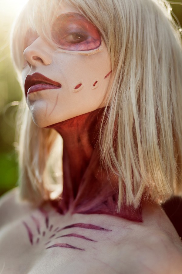 Ya sabes cómo maquillarte para Halloween