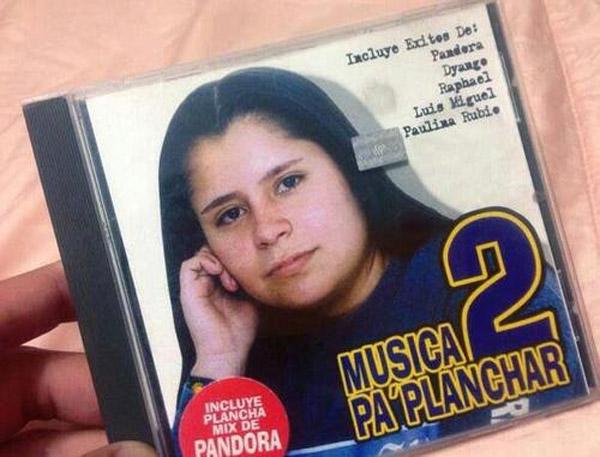Música pa' planchar 2