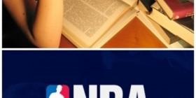 NBA y tener que estudiar