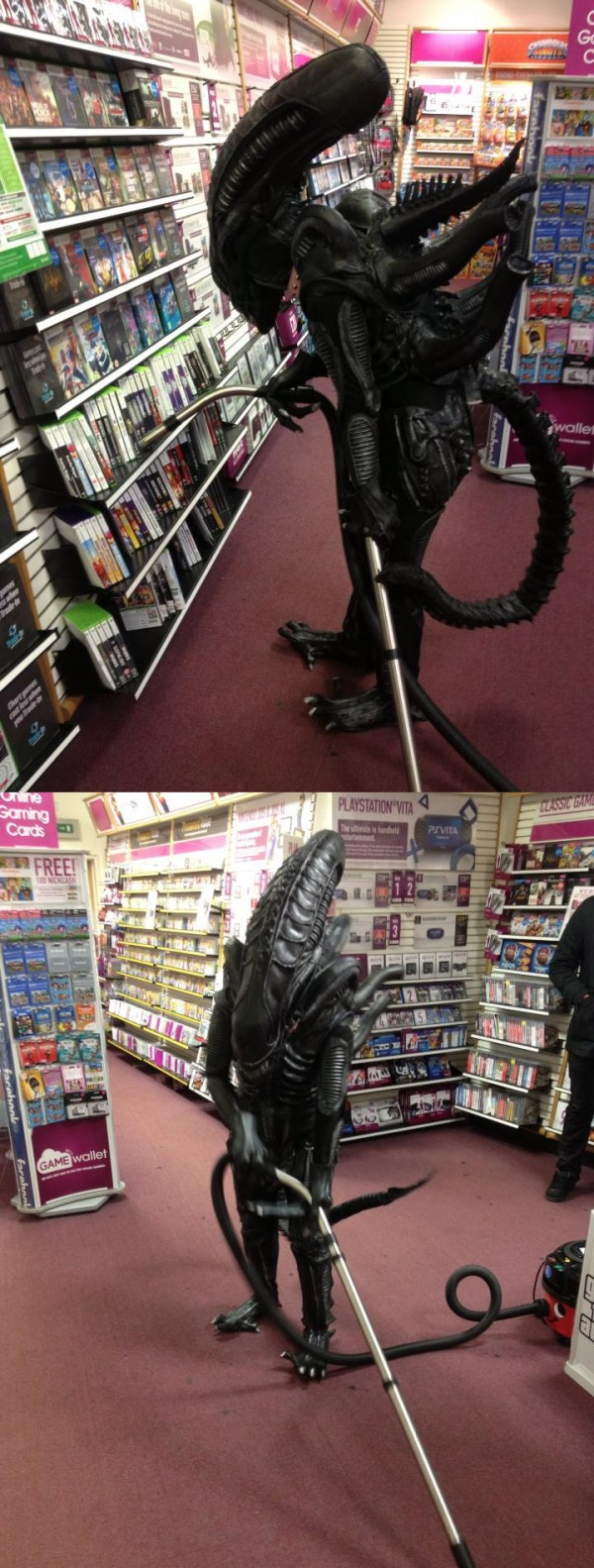 No habrá más peliculas de la saga Aliens