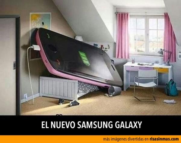 El nuevo Samsung Galaxy