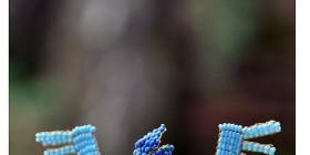 Figuras de pokémon con cuentas de abalorios