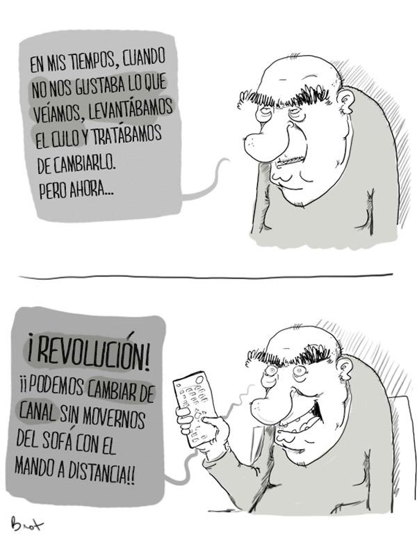 ¡REVOLUCIÓN!