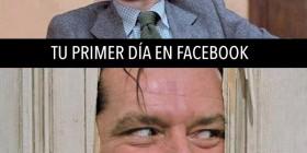 Tu primer día en Facebook