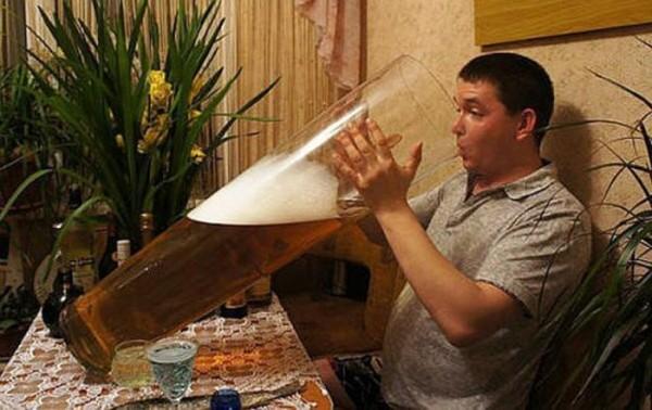 La última cerveza y me voy