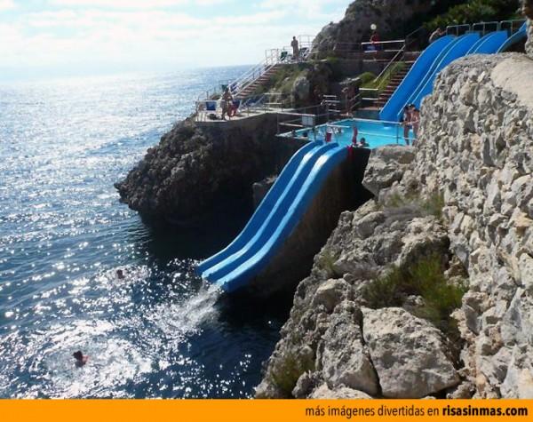 Ya sé dónde ir las próximas vacaciones