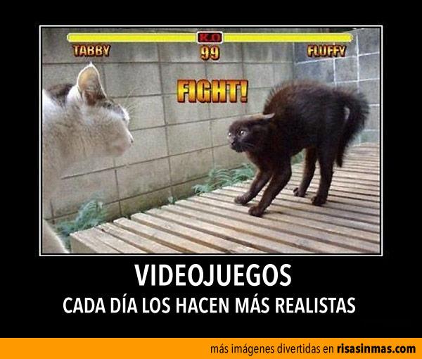 Videojuegos realistas