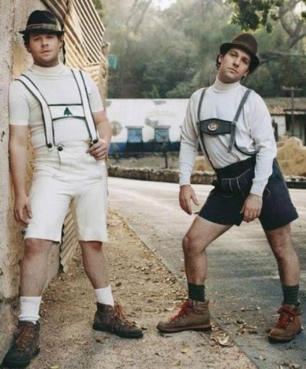 Actores que parecen hipsters tiroleses