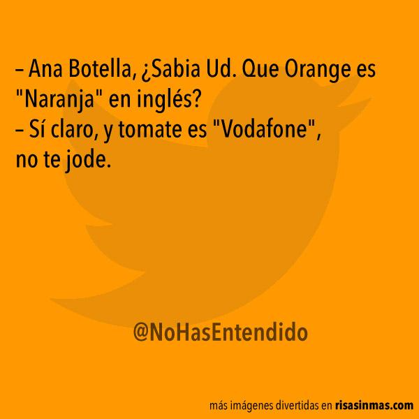 Ana Botella y su inglés