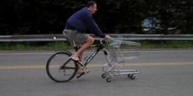 Bicicleta-carrito