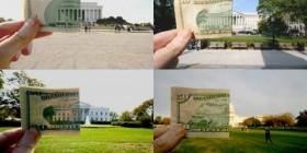 Billetes y sus monumentos