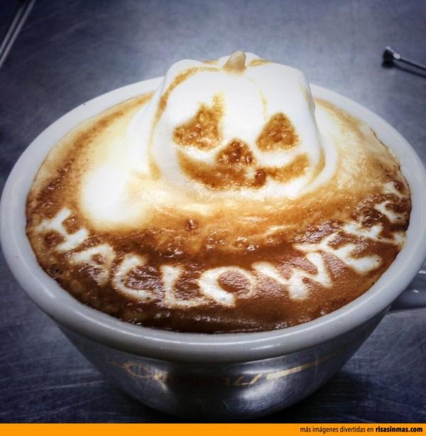 Café Halloween