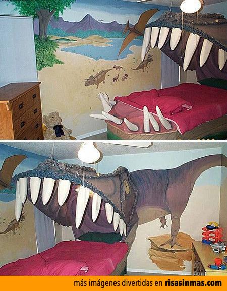 Cama Tyrannosaurus Rex