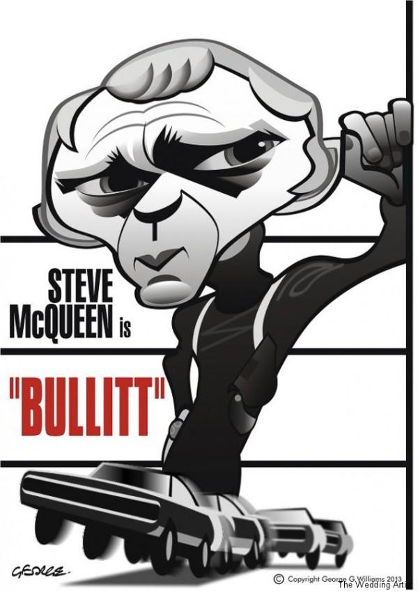 Caricatura de Bullitt