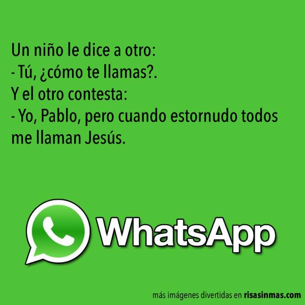 Chistes para WhatsApp: Niños