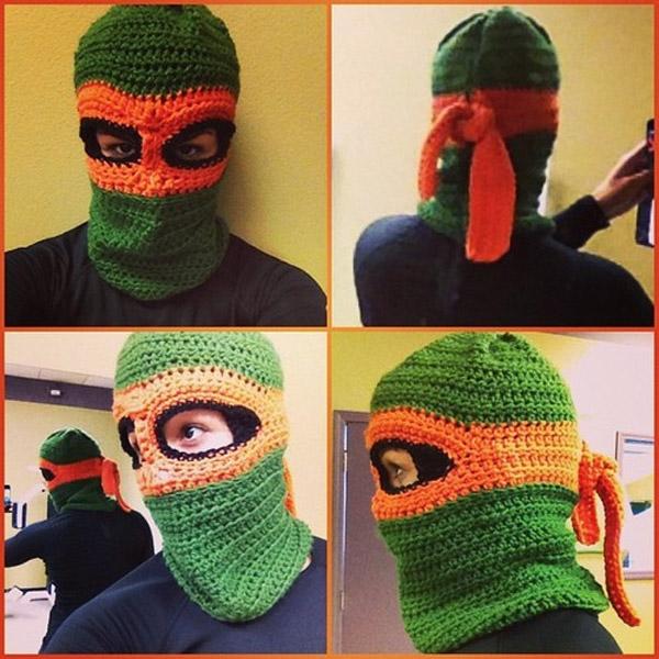 Conviértete en una Tortuga ninja