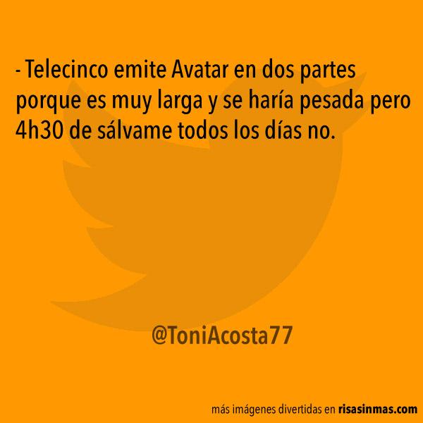 Cosas de Telecinco