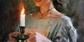 Cuadros clásicos con actores famosos: Natalie Portman