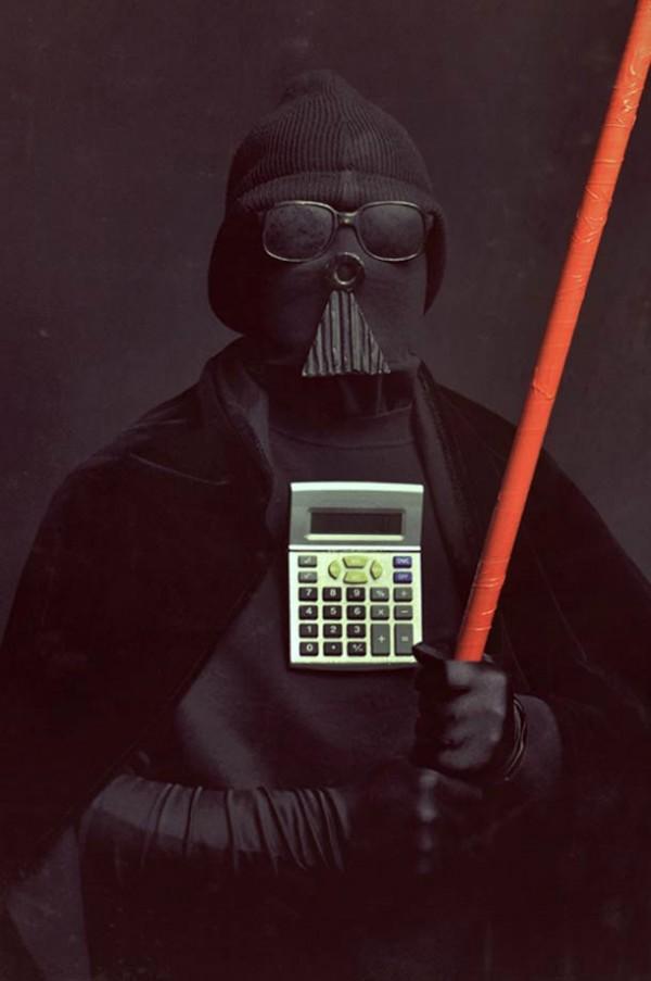 Darth Vader low cost