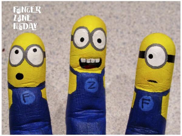 Dedos Minions