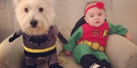 Disfraces: Batman y Robin