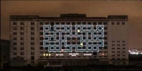 El Pac-Man más grande del mundo