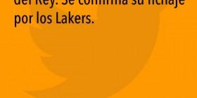 El Rey ficha por los Lakers
