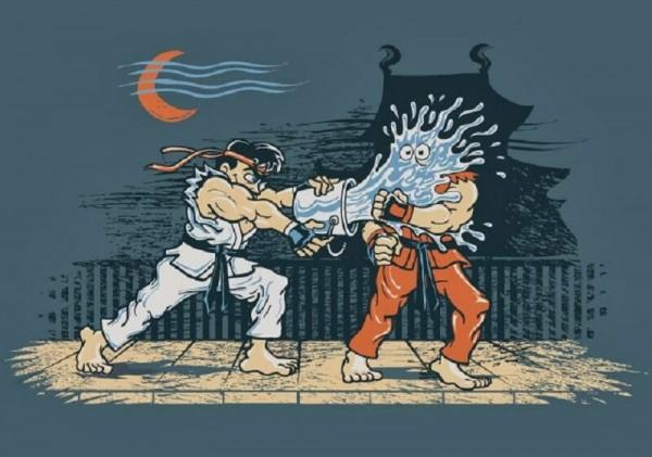 El nuevo poder de Ryu