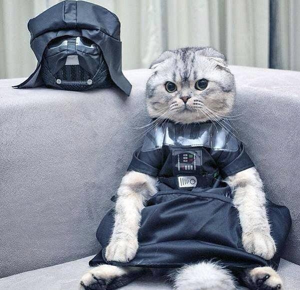 El verdadero Darth Vader