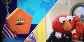 Elmo llamando al pentágono