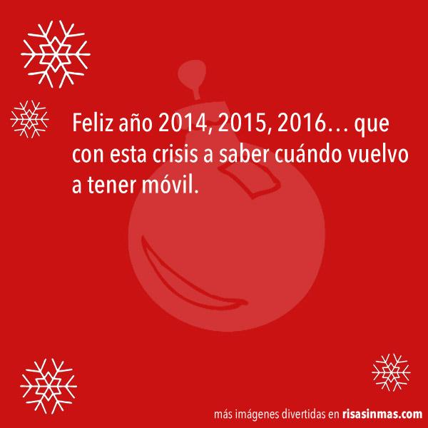 Feliz año 2014, 2015, 2016...