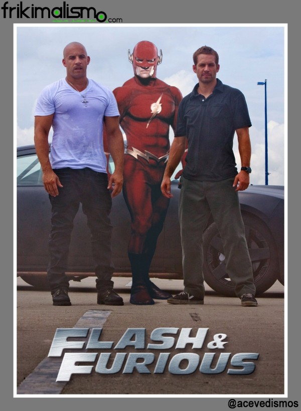 Flash and Furious